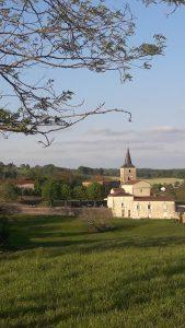 Le village d'Orgedeuil
